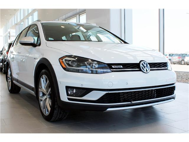 2019 Volkswagen Golf Alltrack 1.8 TSI Highline (Stk: 69265) in Saskatoon - Image 1 of 22