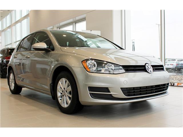 2015 Volkswagen Golf 1.8 TSI Trendline (Stk: V7194) in Saskatoon - Image 1 of 22