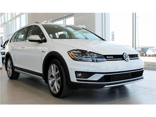 2019 Volkswagen Golf Alltrack 1.8 TSI Execline (Stk: 69211) in Saskatoon - Image 1 of 20