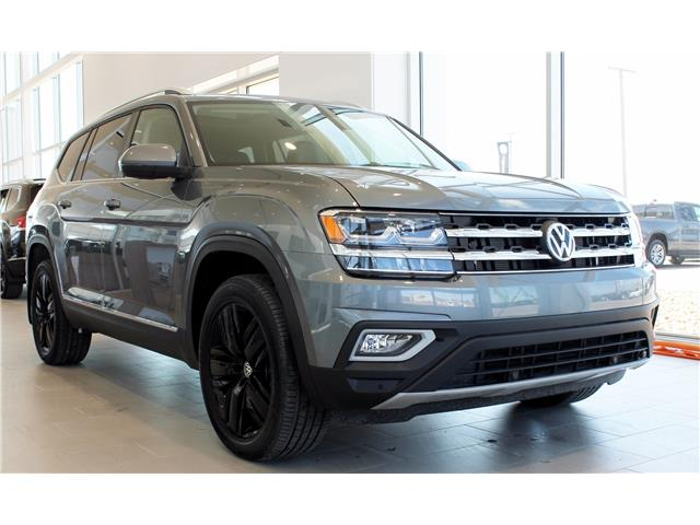 2019 Volkswagen Atlas 3.6 FSI Highline (Stk: 69224) in Saskatoon - Image 1 of 22