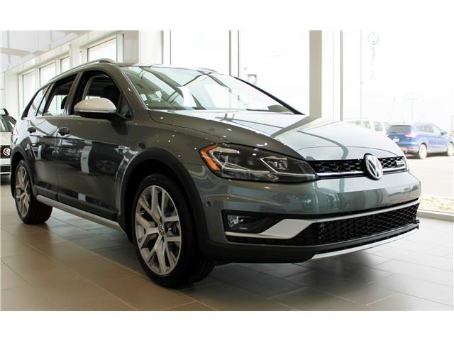 2019 Volkswagen Golf Alltrack 1.8 TSI Execline (Stk: 69257) in Saskatoon - Image 1 of 20