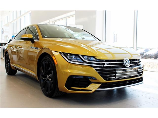 2019 Volkswagen Arteon 2.0 TSI (Stk: 69474) in Saskatoon - Image 1 of 24