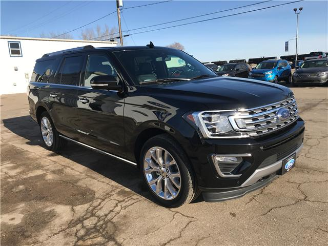 2018 Ford Expedition Max Limited (Stk: 9U005) in Wilkie - Image 1 of 26