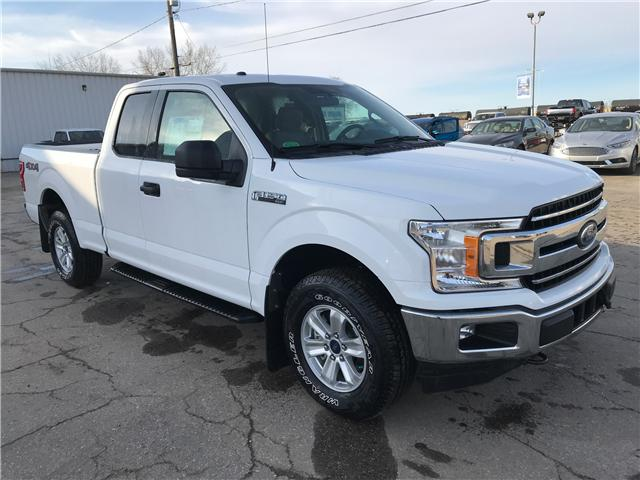 2018 Ford F-150 XLT (Stk: 8195) in Wilkie - Image 1 of 23