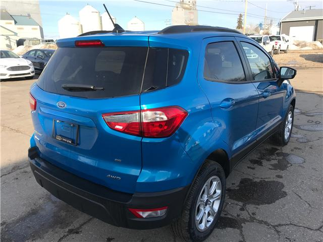 2018 Ford EcoSport SE (Stk: 8253) in Wilkie - Image 2 of 20