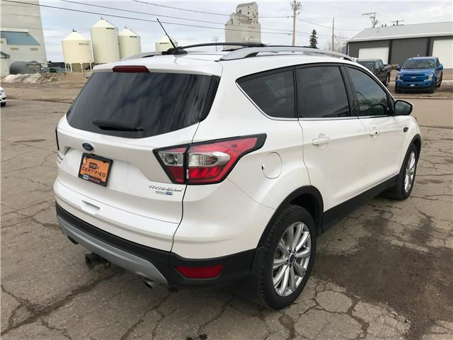 2017 Ford Escape Titanium (Stk: 9118A) in Wilkie - Image 2 of 25