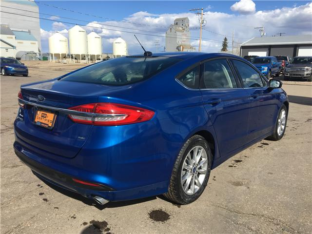 2017 Ford Fusion SE (Stk: 8U066) in Wilkie - Image 2 of 22