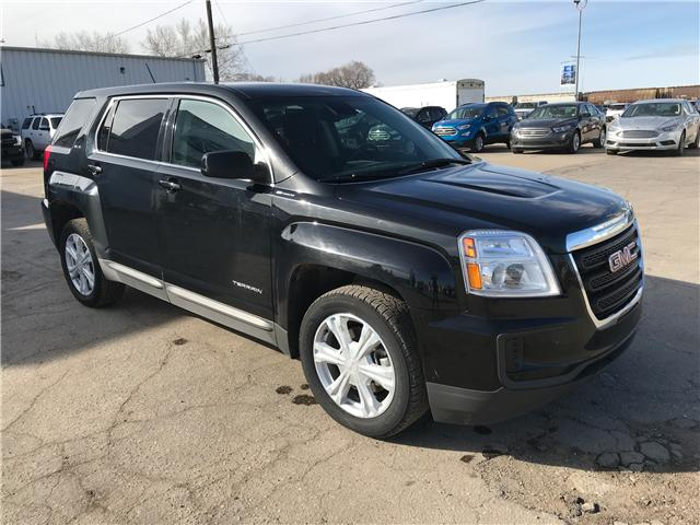 2017 GMC Terrain SLE-1 (Stk: 8259A) in Wilkie - Image 1 of 23