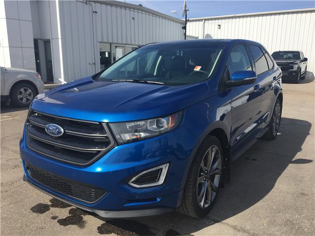 2018 Ford Edge Sport (Stk: 8118) in Wilkie - Image 4 of 25
