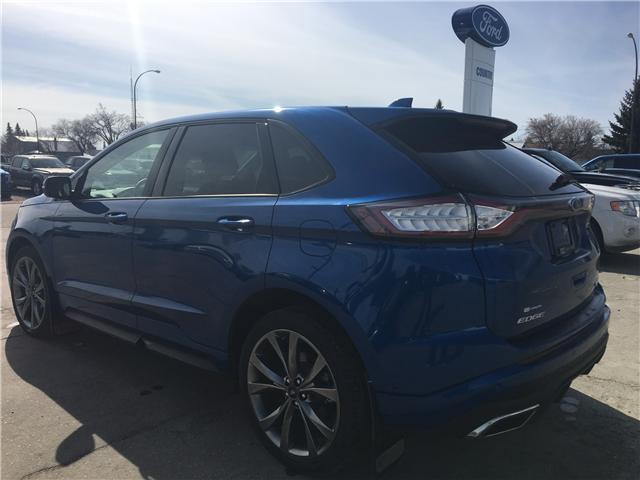 2018 Ford Edge Sport (Stk: 8118) in Wilkie - Image 3 of 25