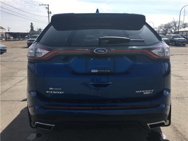 2018 Ford Edge Sport (Stk: 8118) in Wilkie - Image 22 of 25