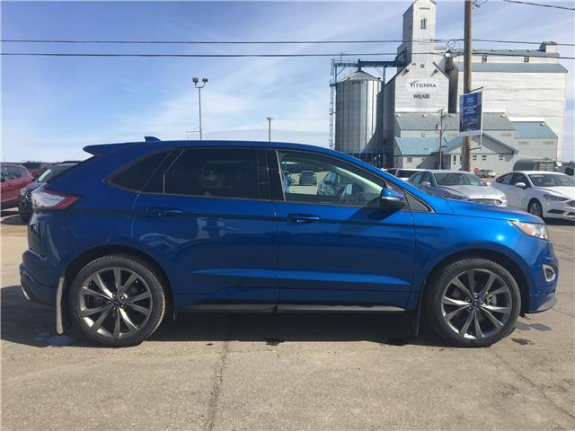 2018 Ford Edge Sport (Stk: 8118) in Wilkie - Image 18 of 25
