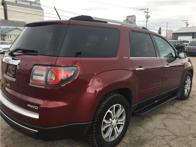 2015 GMC Acadia SLT1 (Stk: 9131A) in Wilkie - Image 2 of 26