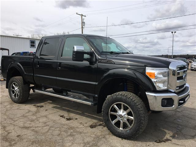 2015 Ford F-350 Lariat (Stk: 8339B) in Wilkie - Image 1 of 24