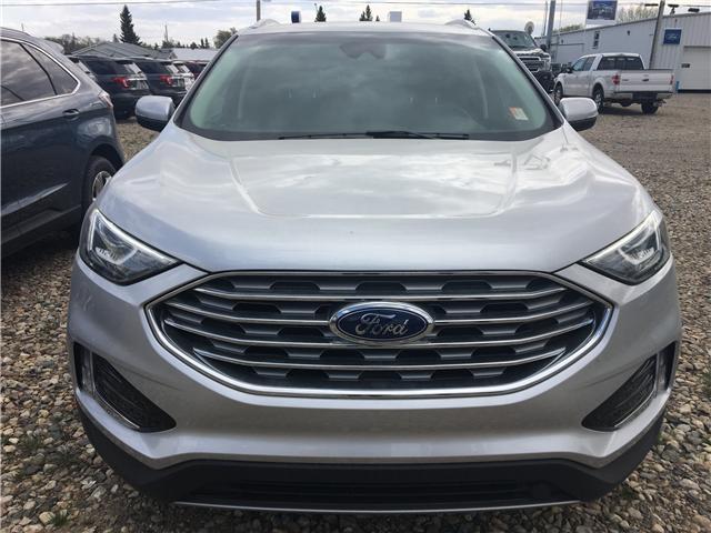 2019 Ford Edge SEL (Stk: 9145) in Wilkie - Image 7 of 8