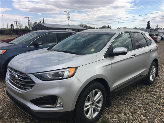 2019 Ford Edge SEL (Stk: 9145) in Wilkie - Image 2 of 8