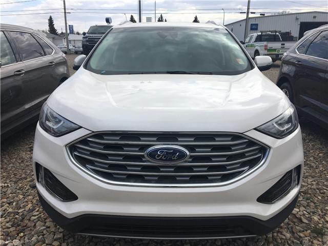 2019 Ford Edge SEL (Stk: 9147) in Wilkie - Image 7 of 8