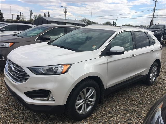 2019 Ford Edge SEL (Stk: 9147) in Wilkie - Image 2 of 8