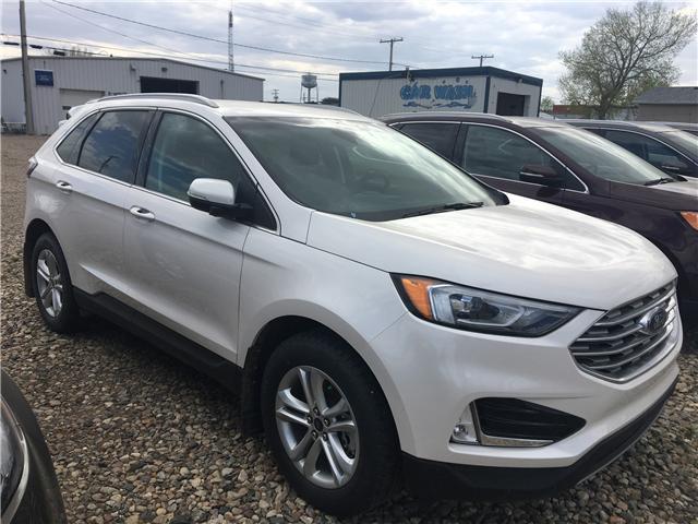 2019 Ford Edge SEL (Stk: 9147) in Wilkie - Image 1 of 8