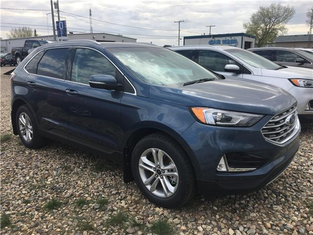 2019 Ford Edge SEL (Stk: 9154) in Wilkie - Image 1 of 9