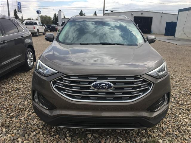 2019 Ford Edge SEL (Stk: 9176) in Wilkie - Image 7 of 9