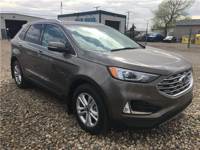 2019 Ford Edge SEL (Stk: 9176) in Wilkie - Image 1 of 9