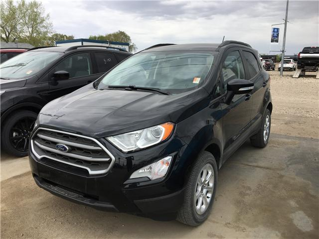 2018 Ford EcoSport SE (Stk: 8183) in Wilkie - Image 2 of 9