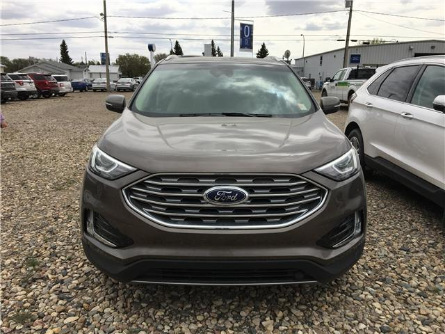2019 Ford Edge SEL (Stk: 9128) in Wilkie - Image 8 of 10