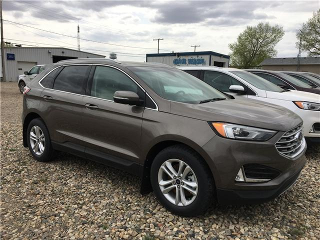 2019 Ford Edge SEL (Stk: 9128) in Wilkie - Image 1 of 10
