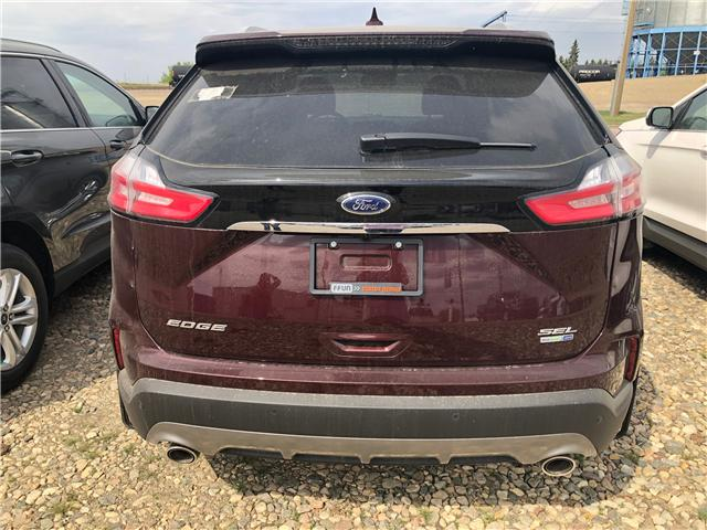 2019 Ford Edge SEL (Stk: 9180) in Wilkie - Image 7 of 8