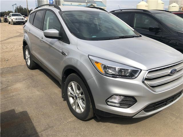 2018 Ford Escape SE (Stk: 8258) in Wilkie - Image 1 of 9
