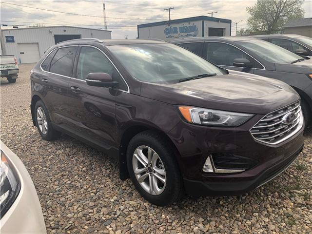 2019 Ford Edge SEL (Stk: 9180) in Wilkie - Image 1 of 8