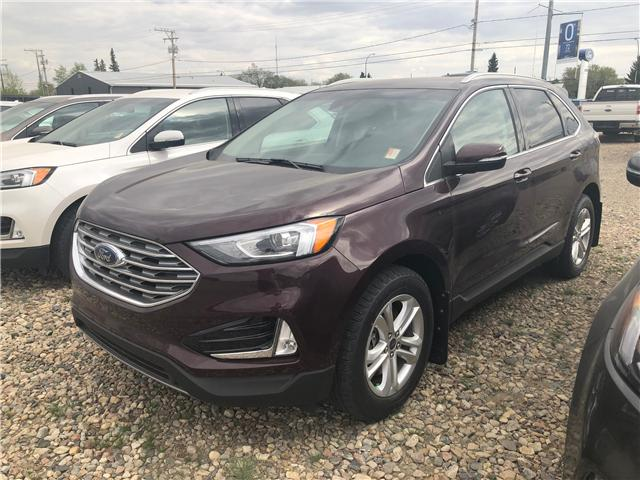2019 Ford Edge SEL (Stk: 9180) in Wilkie - Image 2 of 8