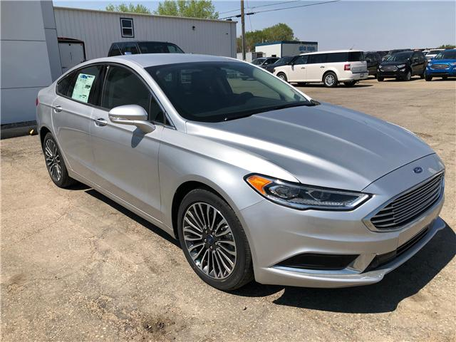 2018 Ford Fusion SE (Stk: 8231) in Wilkie - Image 1 of 19