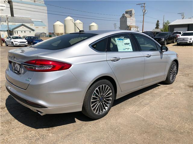 2018 Ford Fusion SE (Stk: 8231) in Wilkie - Image 2 of 19