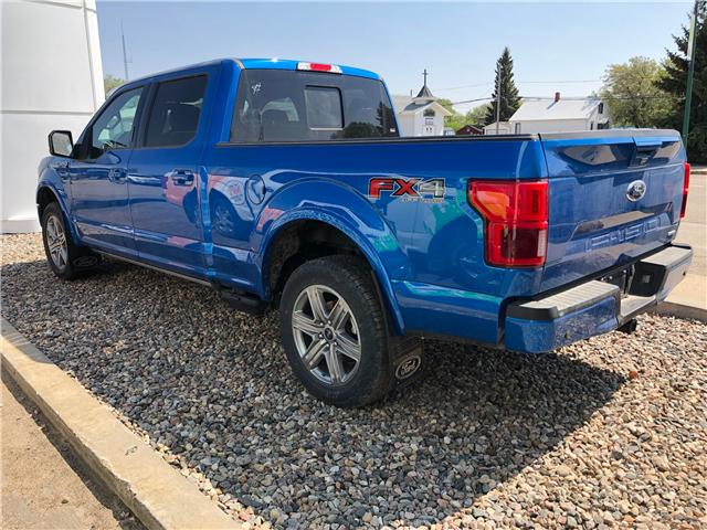 2019 Ford F-150 Lariat (Stk: 9137) in Wilkie - Image 3 of 11