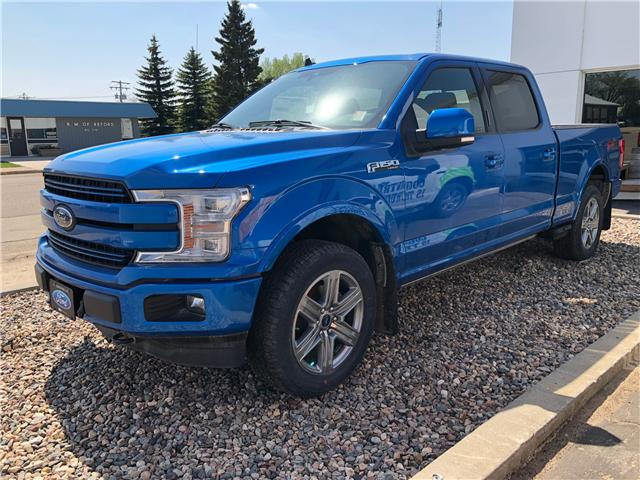 2019 Ford F-150 Lariat (Stk: 9137) in Wilkie - Image 4 of 11