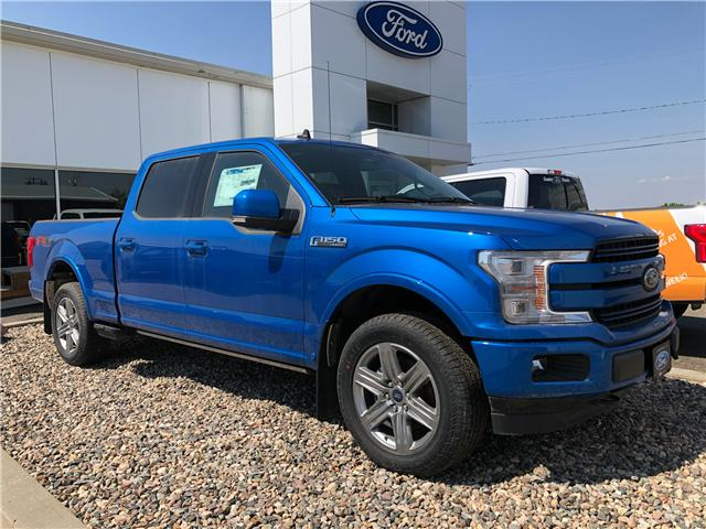 2019 Ford F-150 Lariat (Stk: 9137) in Wilkie - Image 1 of 11