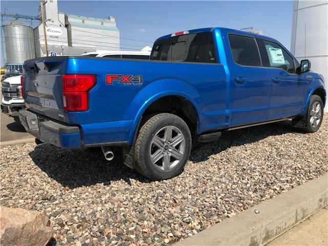 2019 Ford F-150 Lariat (Stk: 9137) in Wilkie - Image 2 of 11
