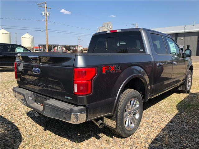 2018 Ford F-150 Lariat (Stk: 8306) in Wilkie - Image 2 of 11