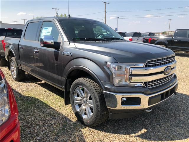 2018 Ford F-150 Lariat (Stk: 8306) in Wilkie - Image 1 of 11