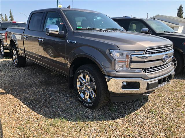 2018 Ford F-150 Lariat (Stk: 8311) in Wilkie - Image 1 of 10