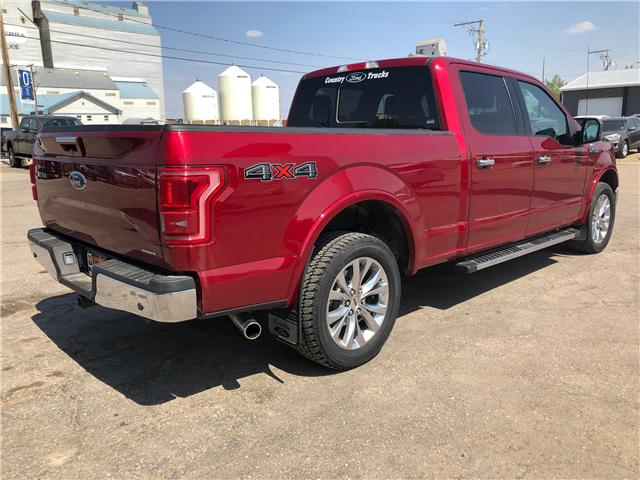 2016 Ford F-150 Lariat (Stk: 9185A) in Wilkie - Image 2 of 23