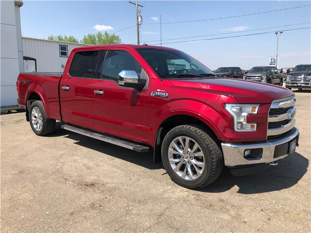 2016 Ford F-150 Lariat (Stk: 9185A) in Wilkie - Image 1 of 23