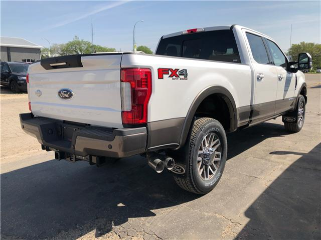 2019 Ford F-350 King Ranch (Stk: 9181) in Wilkie - Image 2 of 11