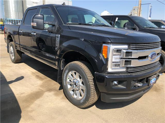 2019 Ford F-350 Limited (Stk: 9188) in Wilkie - Image 1 of 10