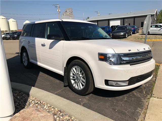 2019 Ford Flex SEL (Stk: 9125) in Wilkie - Image 1 of 11