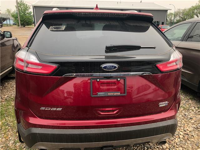 2019 Ford Edge SEL (Stk: 9162) in Wilkie - Image 10 of 11