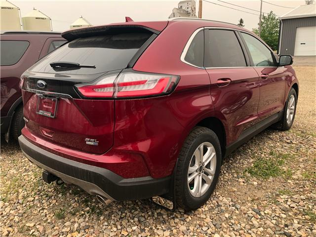 2019 Ford Edge SEL (Stk: 9162) in Wilkie - Image 2 of 11