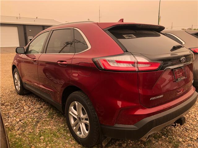 2019 Ford Edge SEL (Stk: 9162) in Wilkie - Image 3 of 11